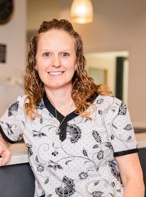 kelowna orthodontist Melissa-certified-dental-assistant-westside-orthodontics-2