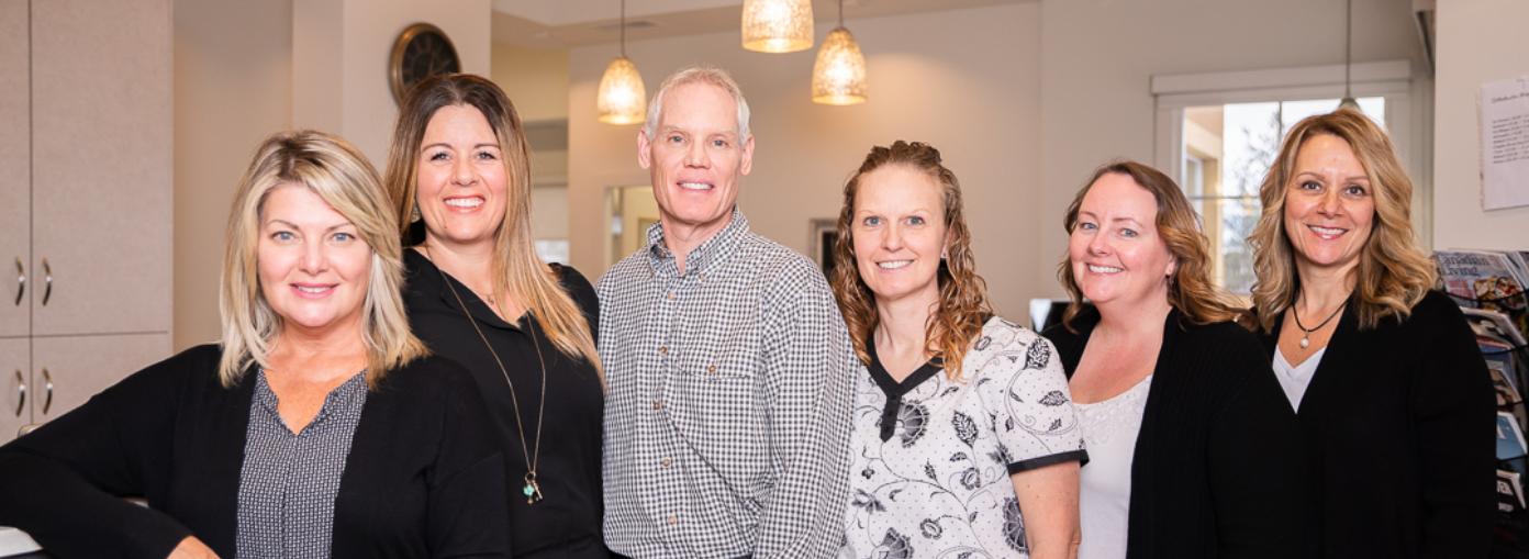 kelowna orthodontist our-orthodontic-team-closeup-westside-orthodontic-centre